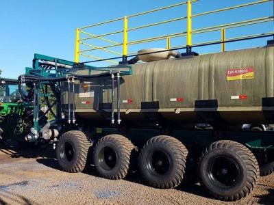 Tanques Off Road para Irrigação em Fibra de Vidro
