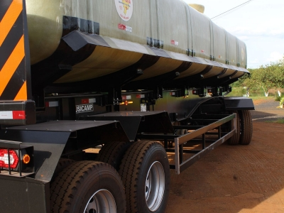 Locação de Tanques e Carretas Unifibra