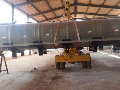assistência técnica manutenção em carretas-de fibra de vidro