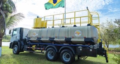 Tecnologia de empresa paulista é essencial para a ferti-irrigação, projetos de biogás e até combate ao coronavírus
