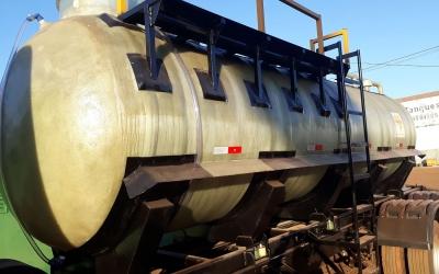 Assistência técnica para tanques em fibra de vidro